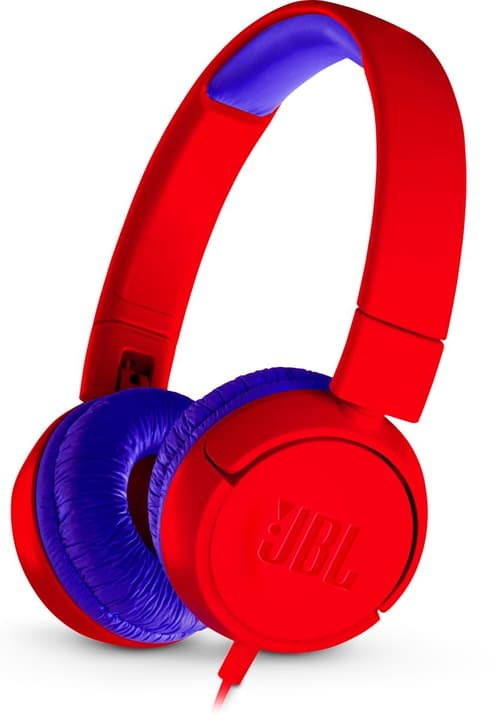 JR300 - Spider Red Casque On-Ear JBL 772788300000 Photo no. 1