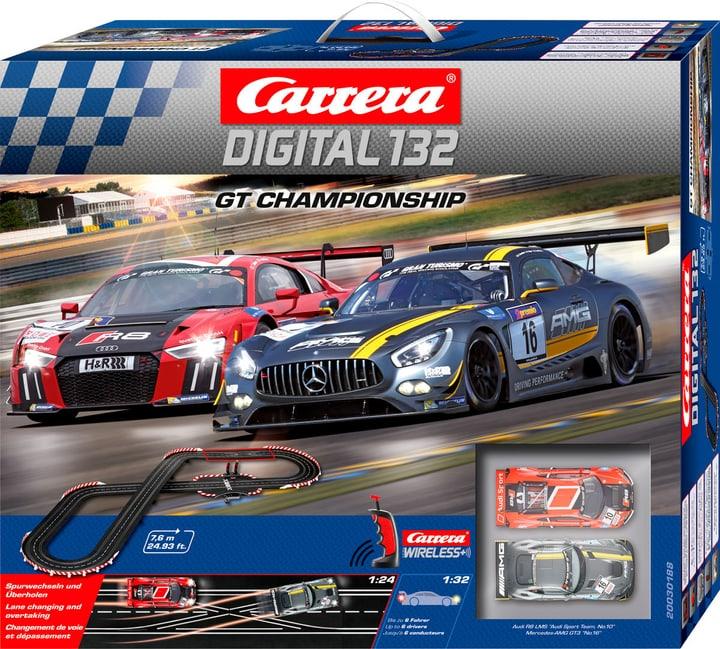 Carrera Digital D132 GT Championship WL 7.6 m 746222500000 N. figura 1