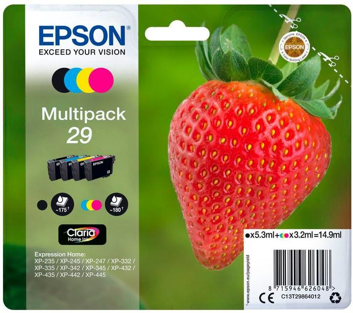 Claria Home 29 Multipack CMYBK cartouche d'encre Epson 795845900000 Photo no. 1