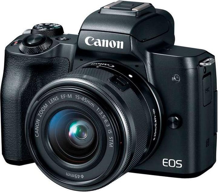 EOS M50 + EF-M 15-45mm nero Kit fotocamera sistema Canon 785300134584 N. figura 1