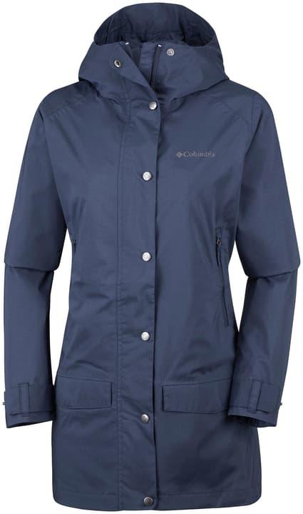 Rainy Creek Veste pour femme Columbia 462793100622 Couleur bleu foncé Taille XL Photo no. 1