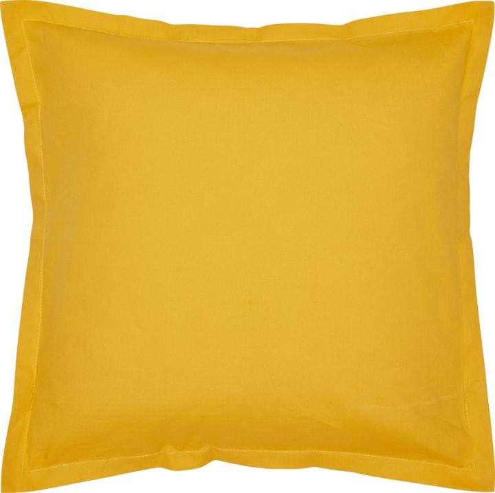 LUISA Fodera per cuscino decorativo 450725540050 Colore Giallo Dimensioni L: 40.0 cm x A: 40.0 cm N. figura 1