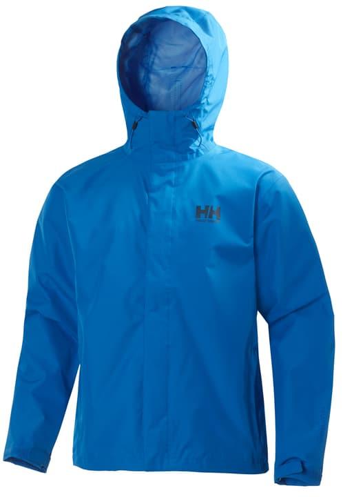 Seven J Jacket Giacca impermeabile da uomo Helly Hansen 498422700346 Colore blu reale Taglie S N. figura 1