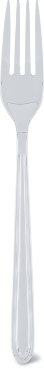 LINE Forchetta Cucina & Tavola 703041600002 Colore Argento N. figura 1