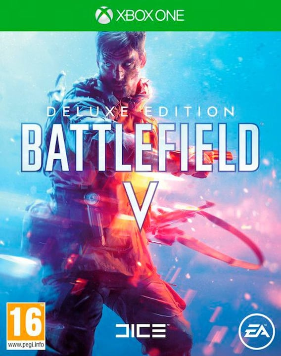 Xbox One - Battlefield V - Deluxe Edition Download (ESD) 785300140089 Photo no. 1