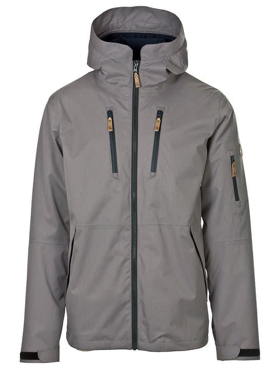 Matteo Veste de pluie pour homme Rukka 498428100380 Couleur gris Taille S Photo no. 1