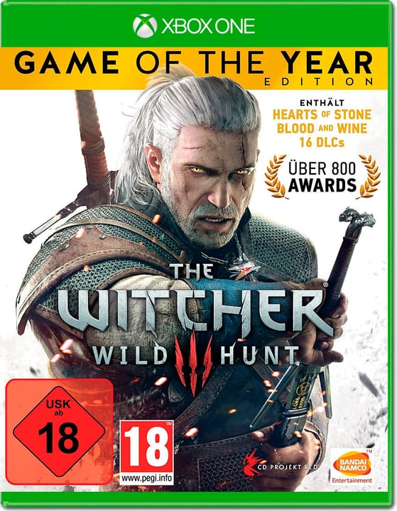 Xbox One - The Witcher 3: Wild Hunt - Game of The Year Download (ESD) 785300138662 Bild Nr. 1