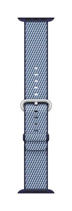 42mm Midnight Blue Check Woven Nylon Apple 785300130653 N. figura 1