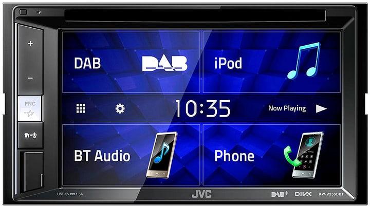 JVC Kw-V255Dbt-Ant Autoradio