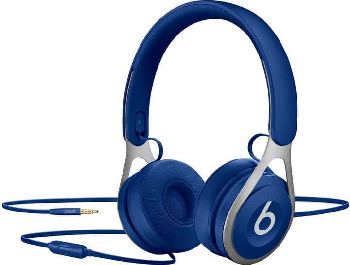Beats EP - Blau On-Ear Kopfhörer Beats By Dr. Dre 785300127665 Bild Nr. 1