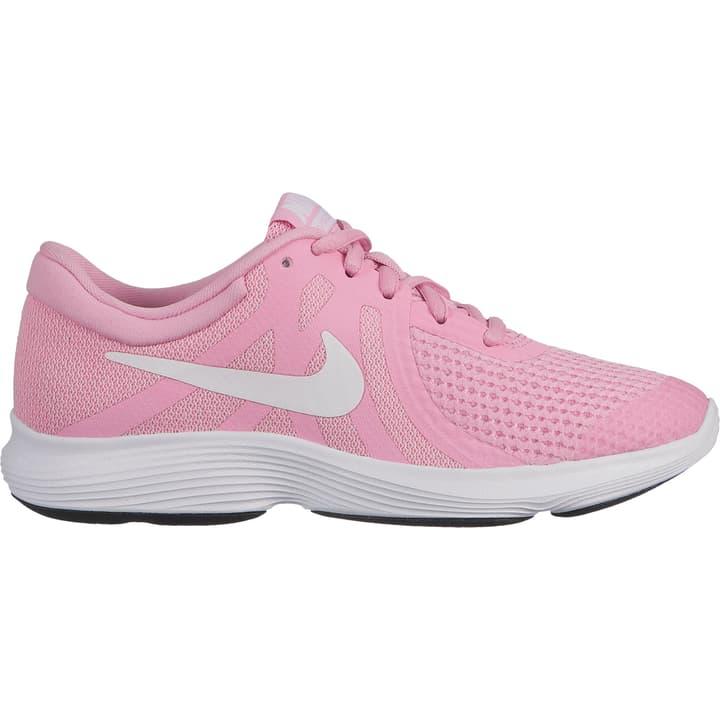 Revolution 4 Scarpa da bambino running Nike 460681435538 Colore rosa Taglie 35.5 N. figura 1