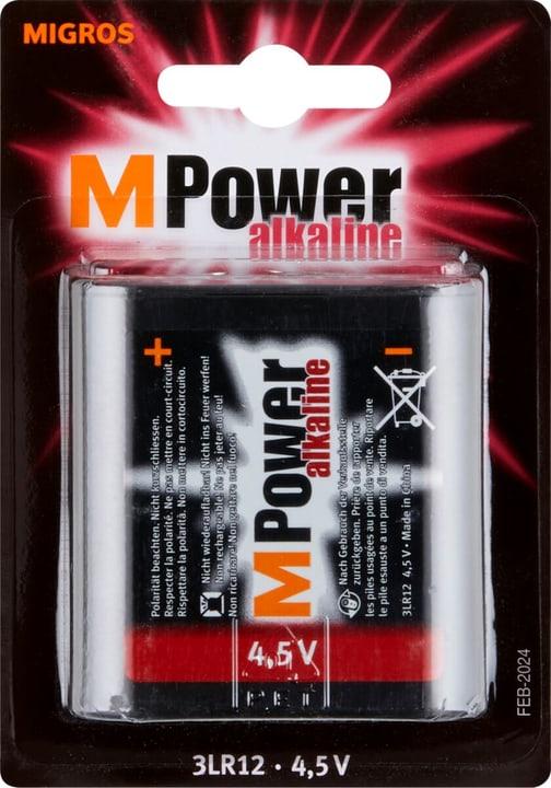 3LR12 / 4.5V (1Stk.) Batterie M-Power 704718300000 Bild Nr. 1
