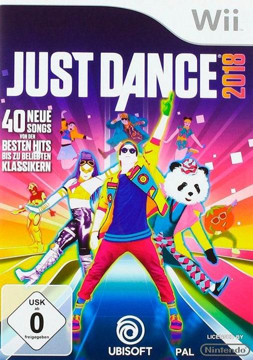 Wii - Just Dance 2018 D Box 785300142881 N. figura 1