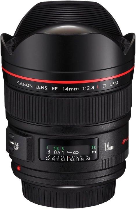 EF 14 mm f/2.8 L II USM Objektiv Canon 785300129131 Bild Nr. 1