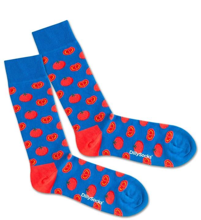 Dilly Socks Lake Tomato Gr. 36-40 396129400000 Bild Nr. 1