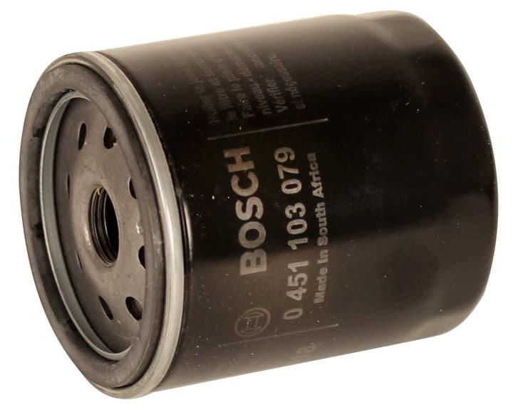 Filtro olio P 3079 Bosch 620782900000 N. figura 1