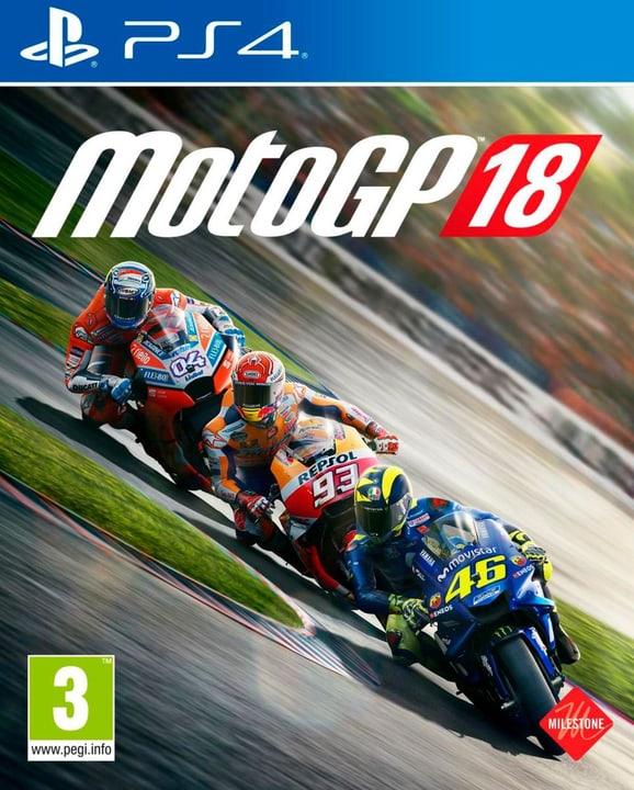PS4 - Moto GP 18 Physisch (Box) 785300134649 Bild Nr. 1