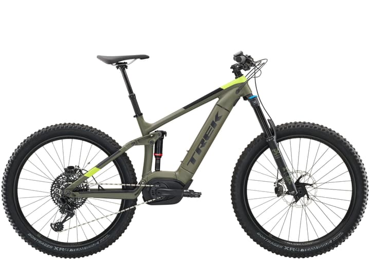 "Powerfly LT 9 27.5""+ E-Mountainbike Trek 463344519567 Rahmengrösse 19.5 Farbe olive Bild Nr. 1"
