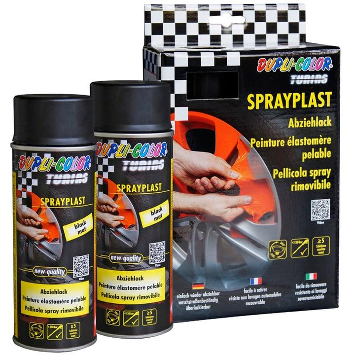 Sprayplast kit noir 400 ml Aérosol pour jantes Dupli-Color 620836200000 Photo no. 1