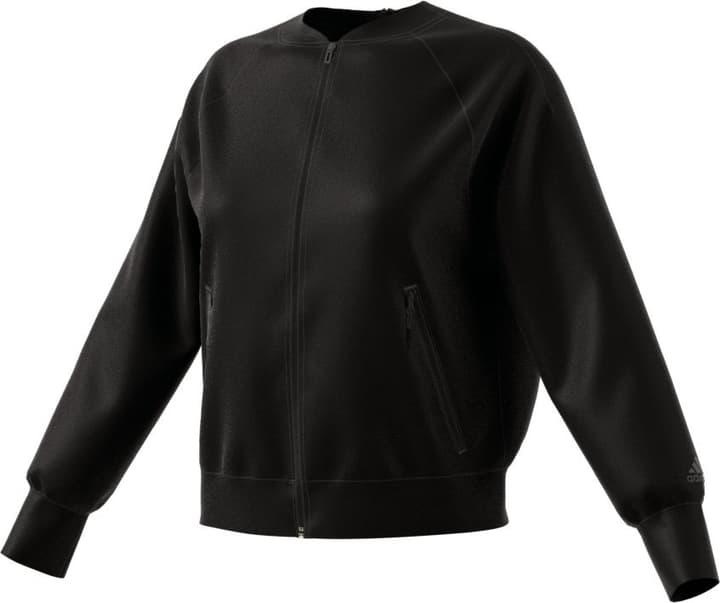 W Id Glory B JK Veste pour femme Adidas 462379000620 Couleur noir Taille XL Photo no. 1