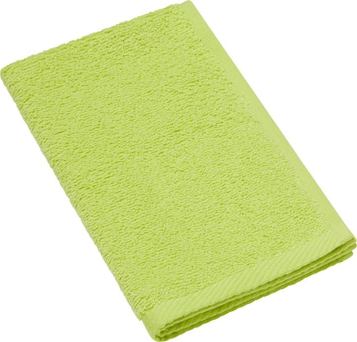SMART FEELING Asciugamano per ospiti 450873020260 Colore Verde Dimensioni L: 30.0 cm x A: 50.0 cm N. figura 1