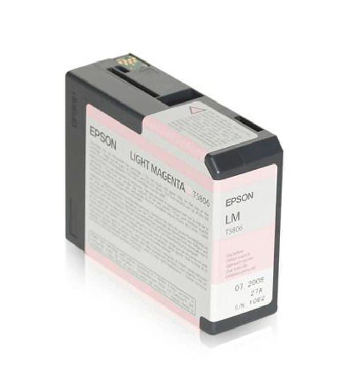 T5806 cartuccia d'inchiostro magenta chiaro Epson 785300122834 N. figura 1