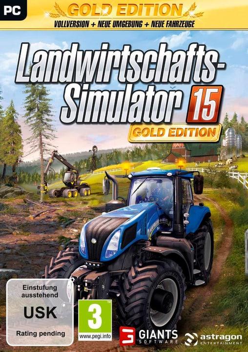 PC - Landwirtschafts-Simulator 15 Gold Edition Physique (Box) 785300120387 Photo no. 1
