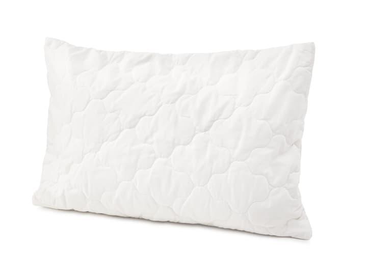 VITALE MEDIUM Cuscino di miglio 451726410411 Colore Bianco Dimensioni L: 60.0 cm x P: 40.0 cm N. figura 1