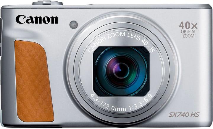 Powershot SX 740 HS silver Camera compatta Canon 785300138730 N. figura 1