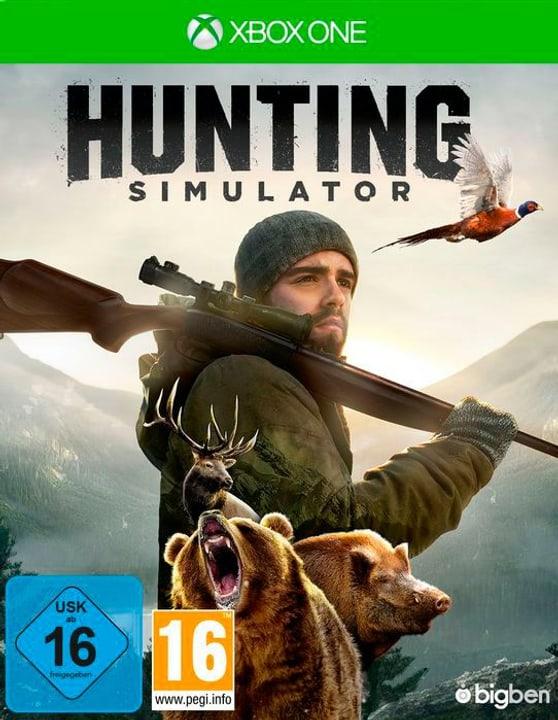 Xbox One - Hunting Simulator Box 785300122403 Bild Nr. 1
