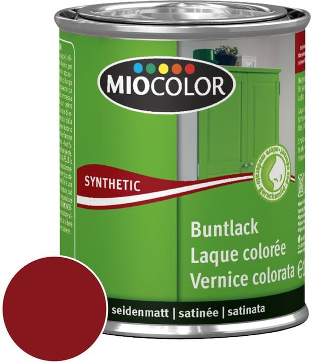Synthetic Vernice colorata opaca Rosso vino 750 ml Miocolor 661440100000 Contenuto 750.0 ml Colore Rosso vino N. figura 1