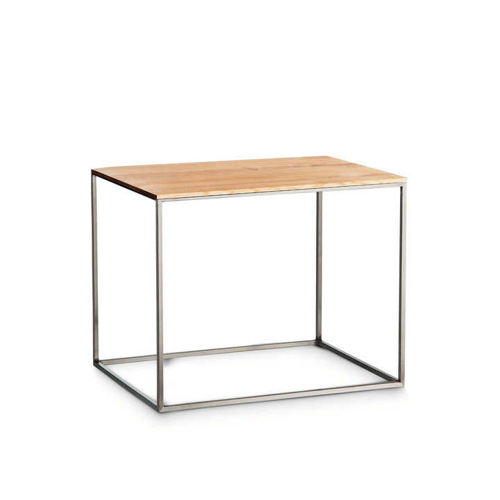 COFFEE table d'appoint 362231800000 Colore Quercia Dimensioni L: 40.0 cm x P: 50.0 cm x A: 41.0 cm N. figura 1