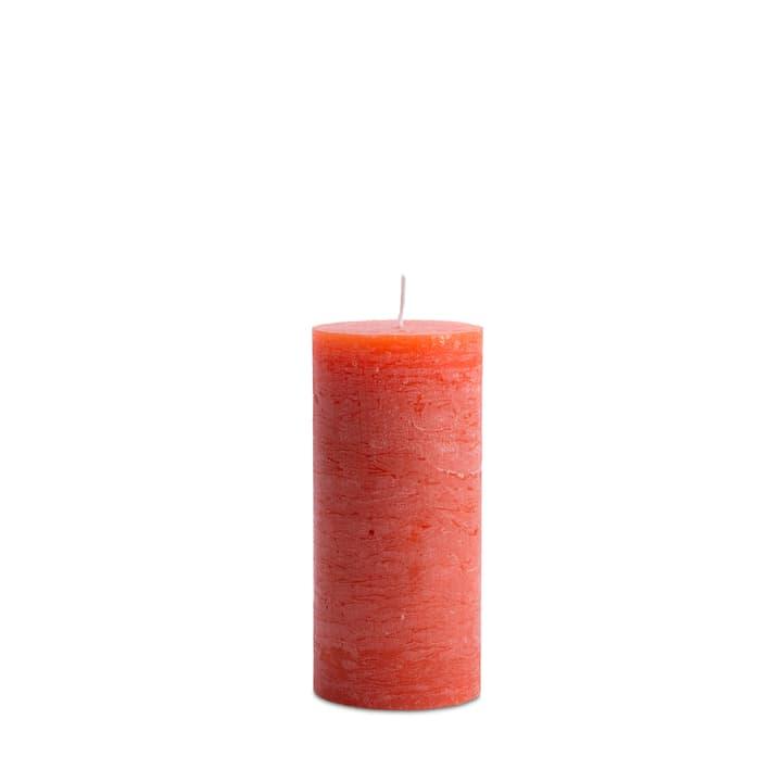 RUSTIC Candela 396020600000 Colore Arancione Dimensioni L: 7.0 cm x P: 7.0 cm x A: 15.0 cm N. figura 1
