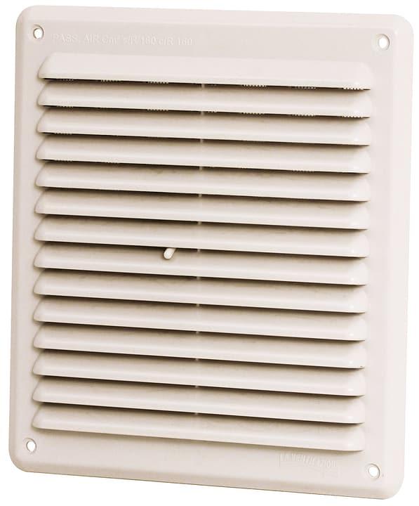 Grille de ventilation refermable Suprex 678032400000 Couleur Blanc Annotation 215 x 192 mm Photo no. 1