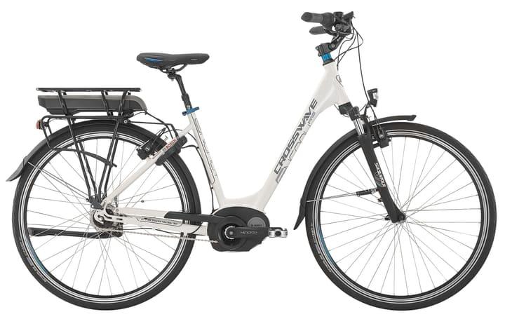 """PRO- Wave 28"""" vélo electrique de trekking Crosswave 490187904810 Couleur blanc Tailles du cadre 48 Photo no. 1"""