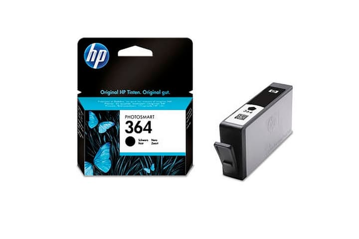 CB316EE Tintenpatrone Nr. 364 black HP 797506600000 Bild Nr. 1