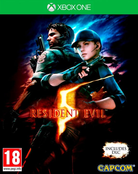Xbox One - Resident Evil 5 HD Box 785300121901 Bild Nr. 1