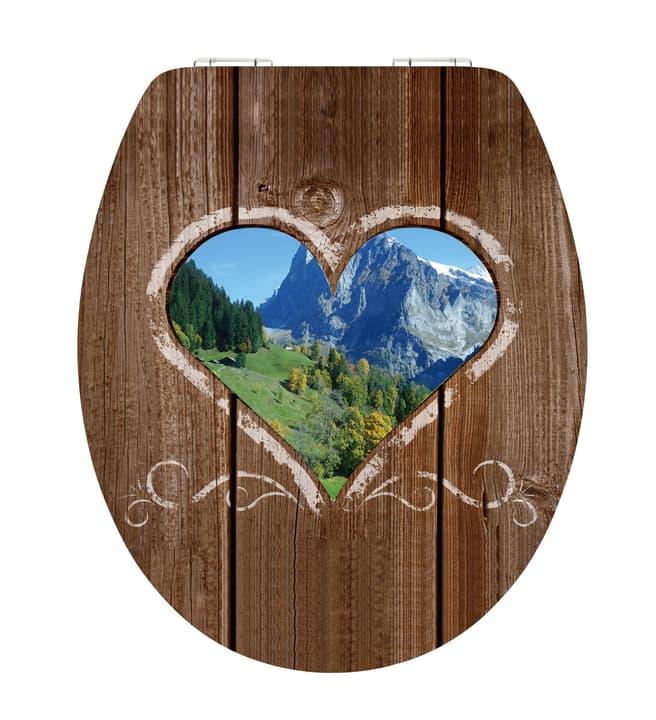 WC-Sitz Mio Heart Do it + Garden 675139800000 Bild Nr. 1