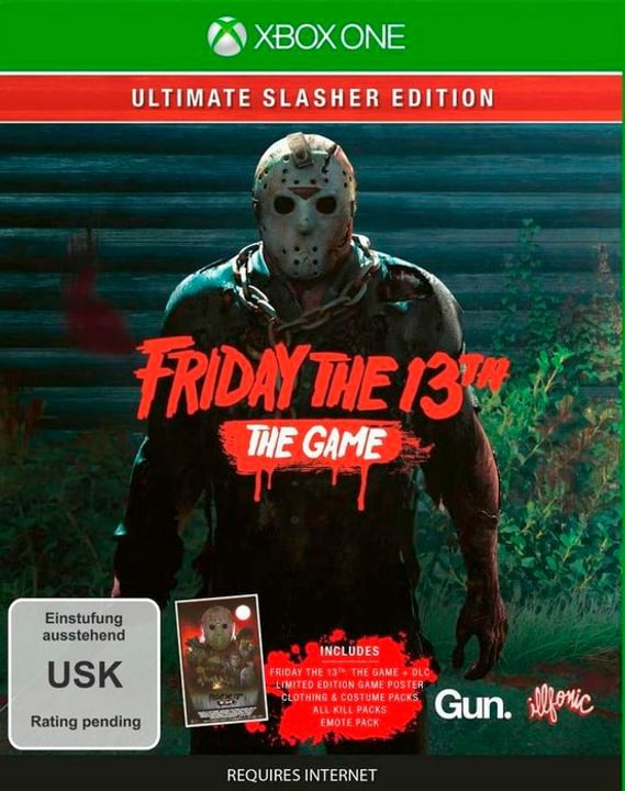 Xbox One - Friday the 13th - Ultimate Slasher Edition D Box 785300139079 N. figura 1