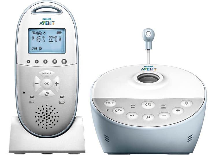 DECT SCD580/00 Babyphone Philips 785300127499 N. figura 1