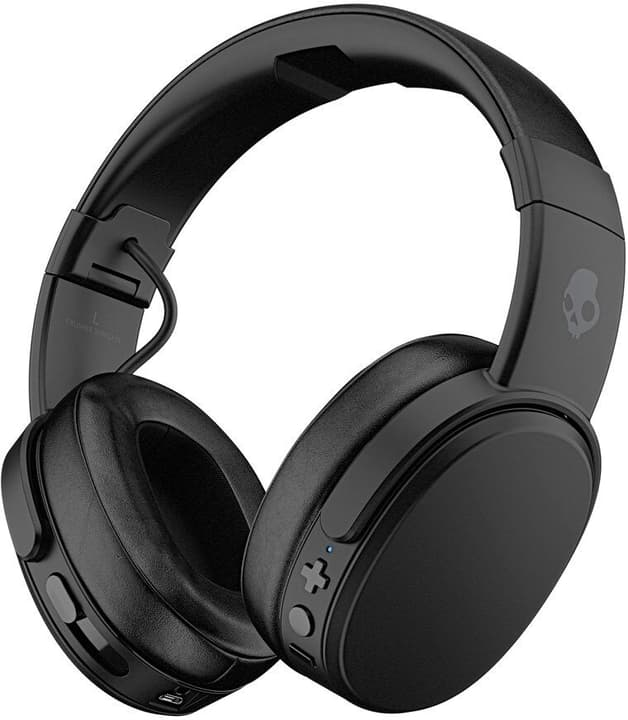 Crusher Wireless - Black Casque Over-Ear Skullcandy 785300152396 Photo no. 1
