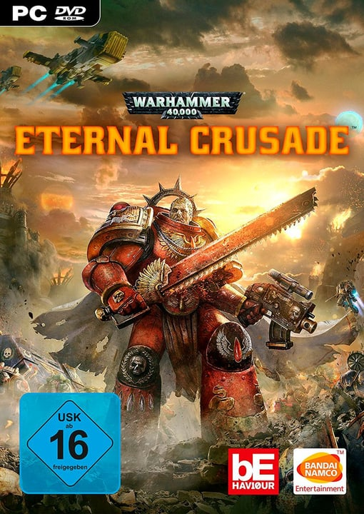 PC - Warhammer 40,000 : Eternal Crusade - D Numérique (ESD) 785300134417 Photo no. 1