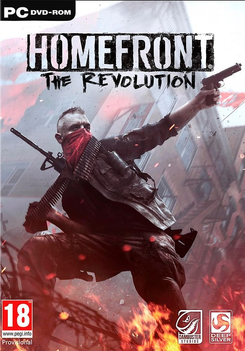 PC - Homefront: The RevolutDay One Edition Physique (Box) 785300120881 Photo no. 1