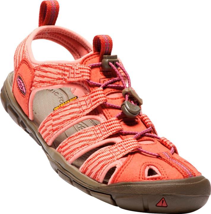 Clearwater CNX Sandales de trekking pour femme Keen 493438238538 Couleur rose Taille 38.5 Photo no. 1