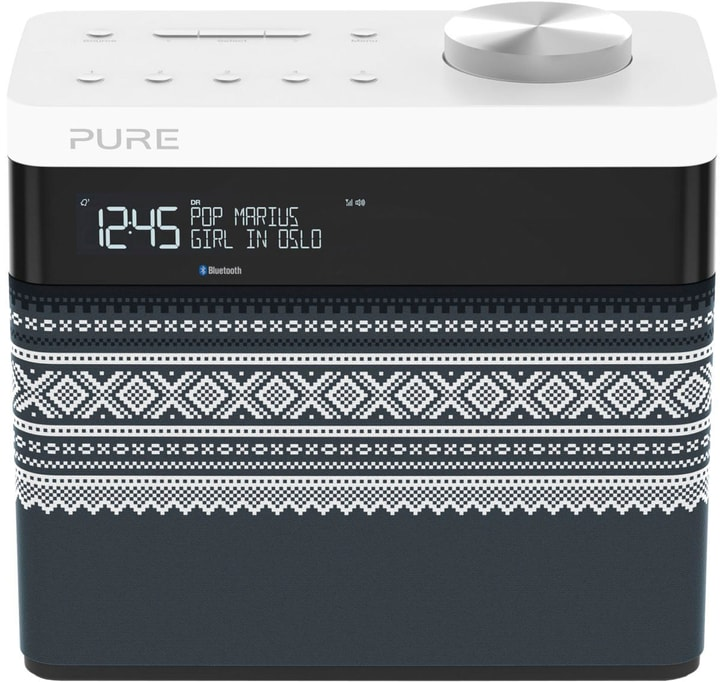 POP Maxi Marius - Gris Radio DAB+ Pure 785300131565 Photo no. 1
