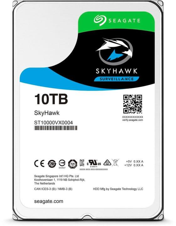 """SkyHawk SATA 3.5"""" 10 TB Disque Dur Interne HDD Seagate 785300145838 Photo no. 1"""