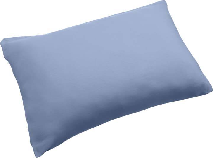 VITALE Taie en jersey 451172510441 Couleur Bleu Dimensions L: 60.0 cm x P: 40.0 cm Photo no. 1