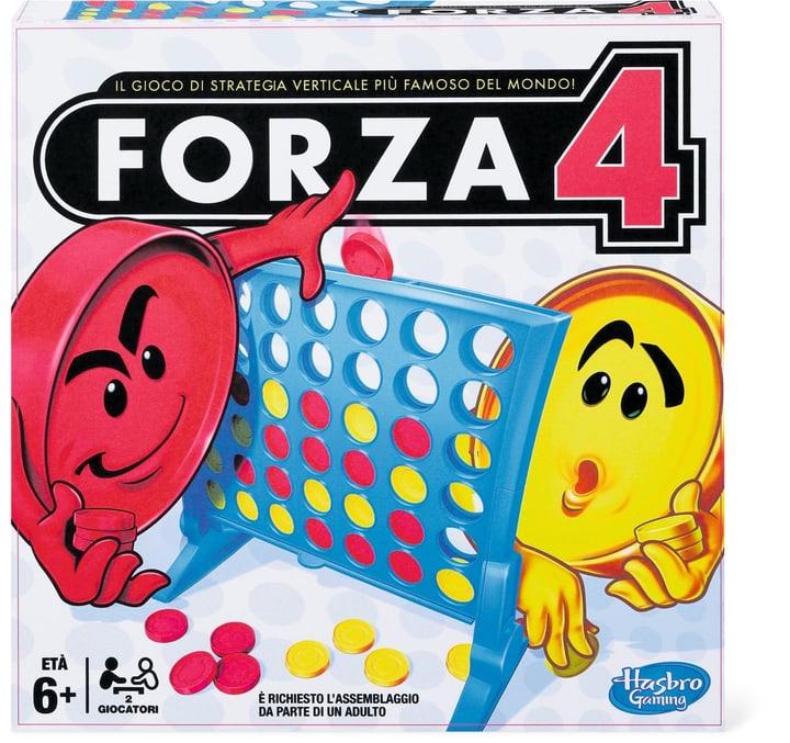 Forza 4 (I) 746965190200 Lengua Italiano N. figura 1