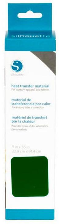 Film thermocollant 22.9 cm x 91.4 cm vert, lisse Silhouette 785300141870 N. figura 1