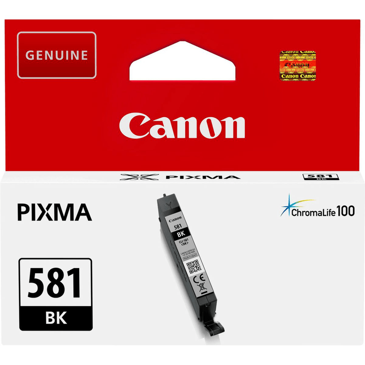 CLI-581 Cartuccia d'inchiostro nero Cartuccia d'inchiostro Canon 798551600000 N. figura 1